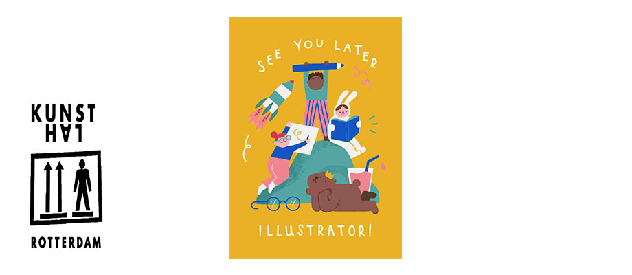 See you later illustrator Kunsthal