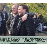 onthulling d' ouwe sok Roosendaal