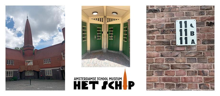 Gastblog: Museum Het Schip | Amsterdam